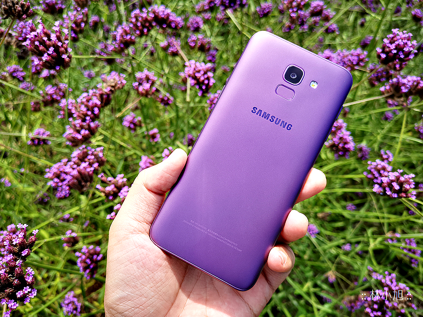 拍好照不求人!Samsung Galaxy J6 平價全螢幕自拍神機開箱