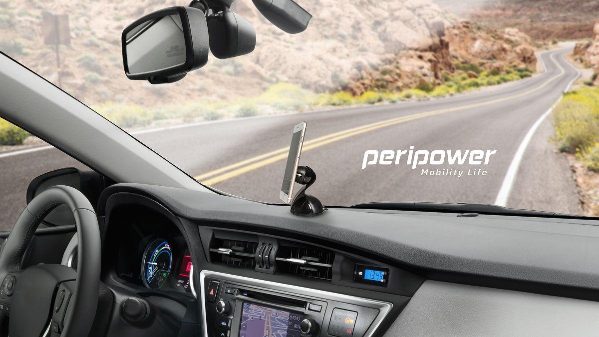 【MIT職人】peripower致力打造最符合開車族的車用周邊