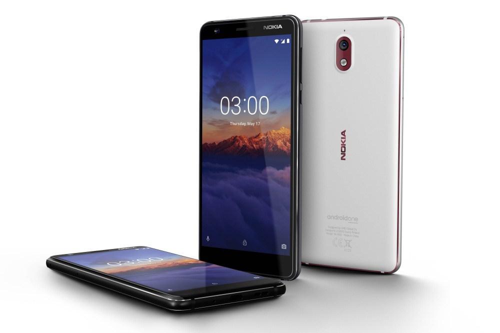 Nokia 3.1正式登台!低價位的18:9螢幕機種