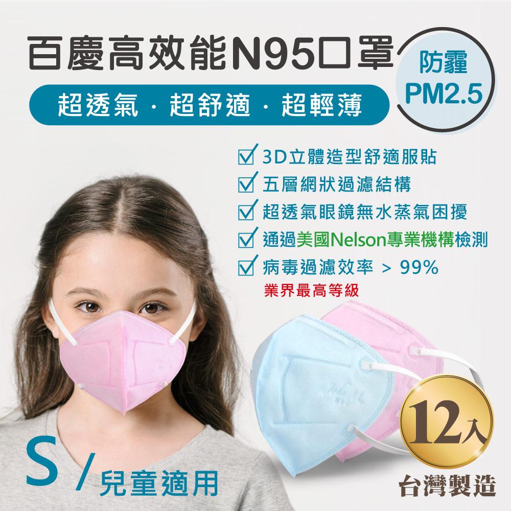 百慶高效能N95口罩抵抗空氣中有害物質,讓你換季不尷尬!