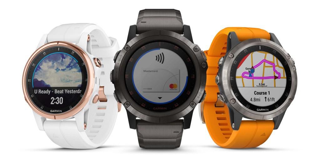Garmin登山錶再進化,更精準定位系統、音樂播放與電子支付功能