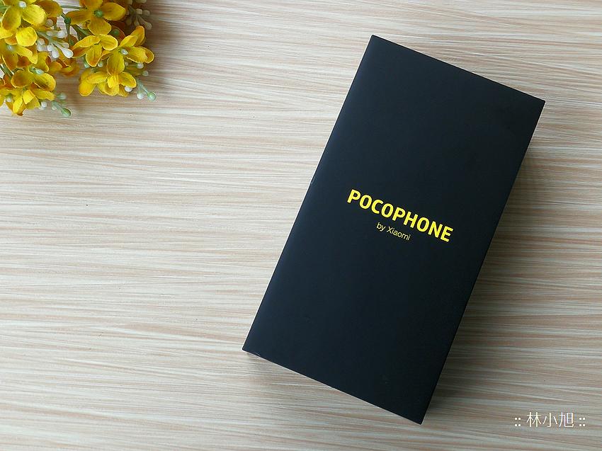【開箱】全新品牌小米科技POCOPHONE F1只要 10,999 元!