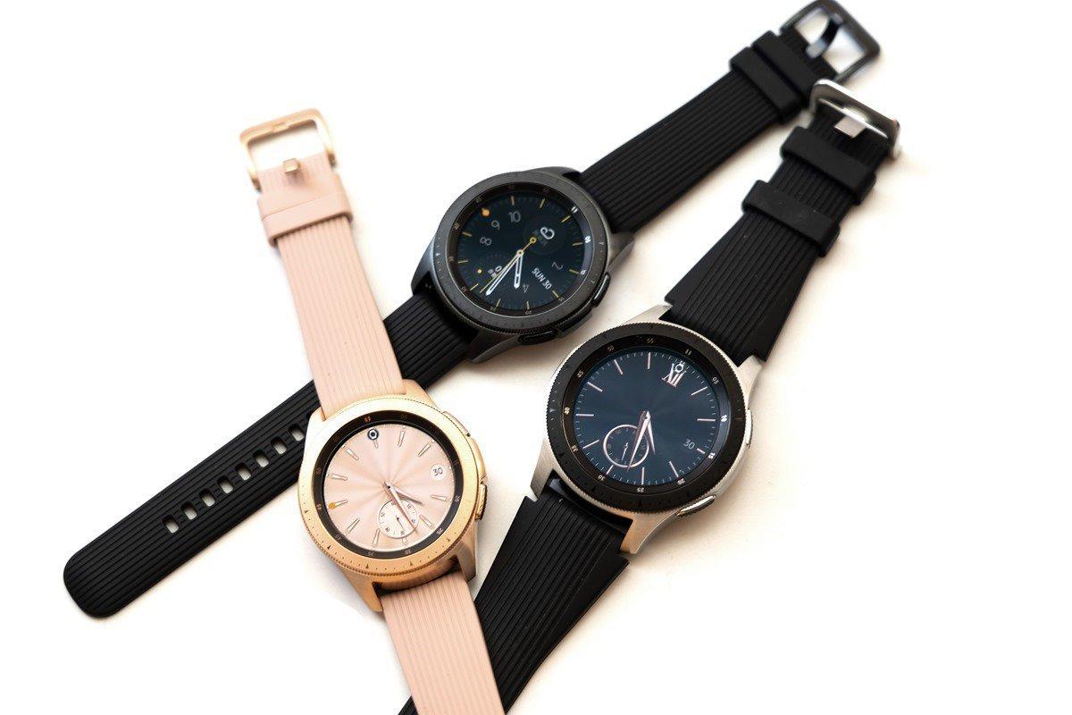 三星智慧手錶 Galaxy Watch,全面提升性能、更快更省電!