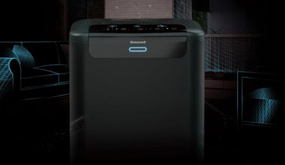 【開箱】黑豹來襲, Honeywell 超智能抗菌空氣清淨機!