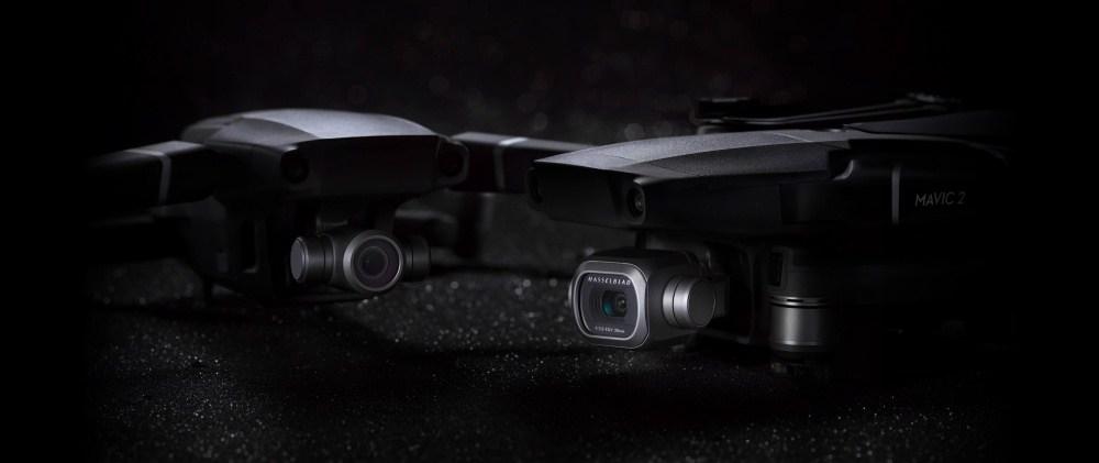 DJI揭曉更聰明Mavic 2系列空拍機,針對不同需求量身打造!