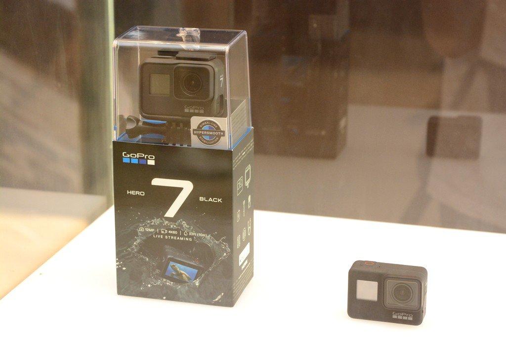 GoPro Hero 7多色上市,Hyper Smooth防震最吸引人