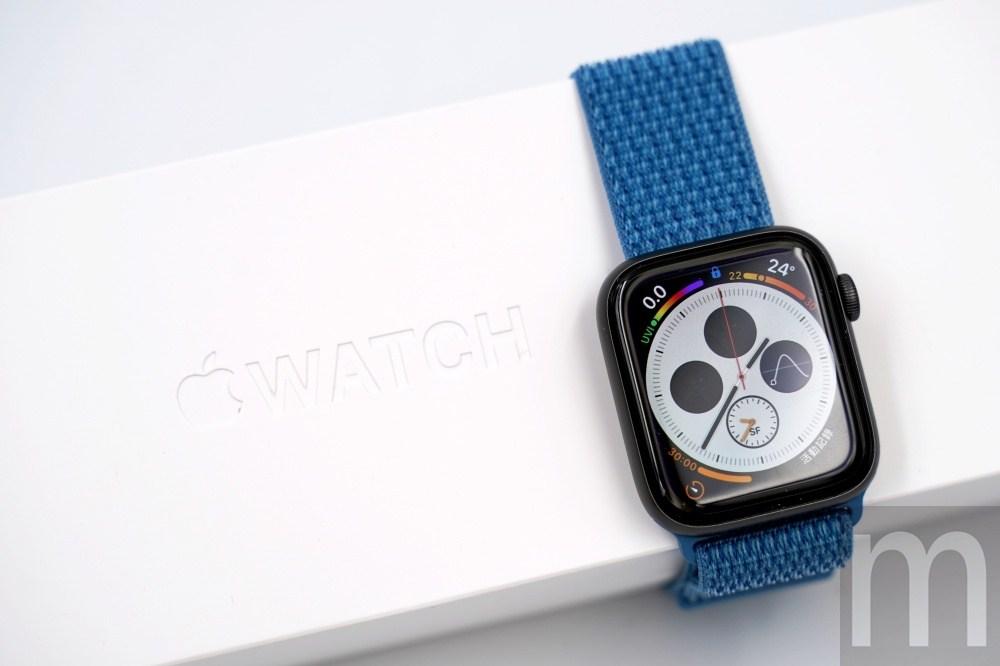 【開箱】錶面更大、使用更流暢的Apple Watch series 4