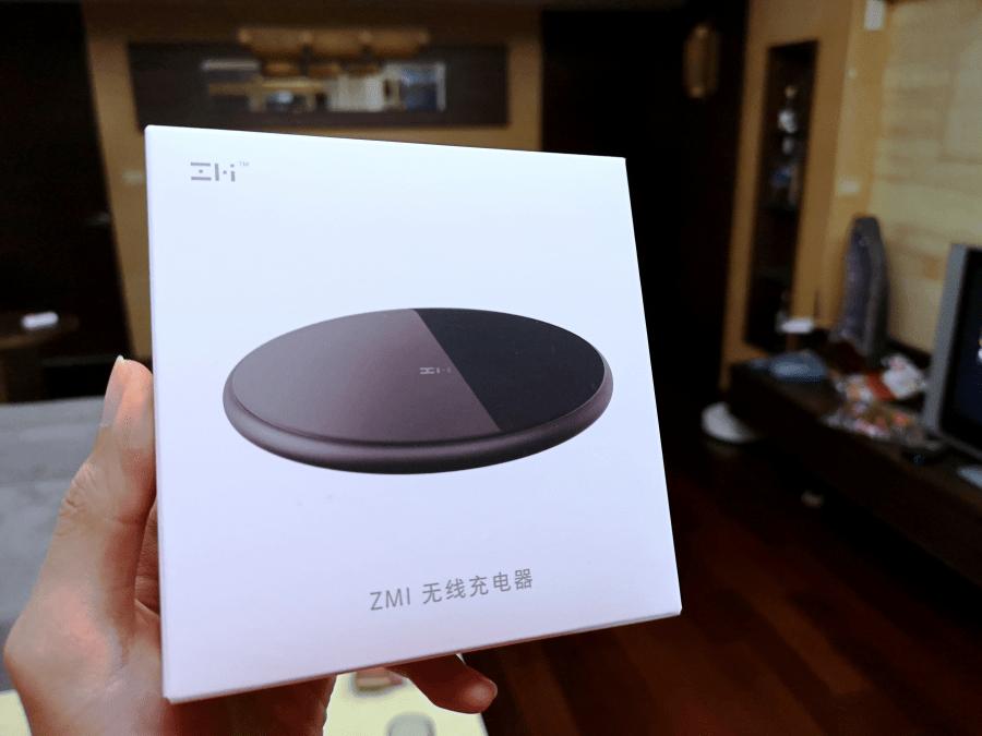 【開箱】iPhone用戶專屬的ZMI 紫米無線充電器,平價高質感的新選擇!