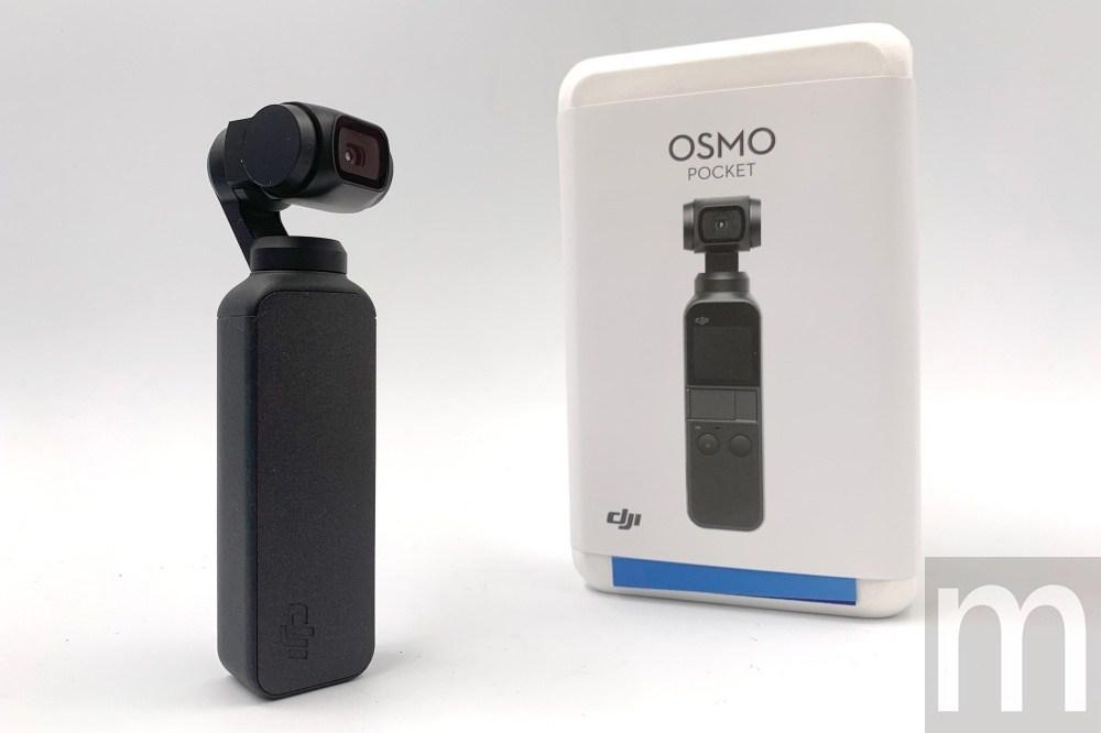 動手玩/Osmo Pocket雖不專業,卻是輕巧、簡單有趣的隨手三軸拍攝工具