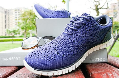 HANNFORT男女通買!ZERO GRAVITY編織牛津鞋,極致舒適的透氣氣墊,時尚百搭又兼具實用機能!
