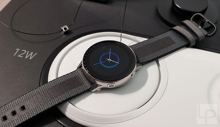 【開箱】超輕巧的全功能智慧型手錶!三星Galaxy Watch Active動手玩