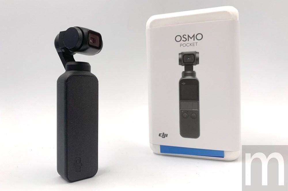 【開箱】Osmo Pocket雖不專業,卻是輕巧、簡單有趣的隨手三軸拍攝工具