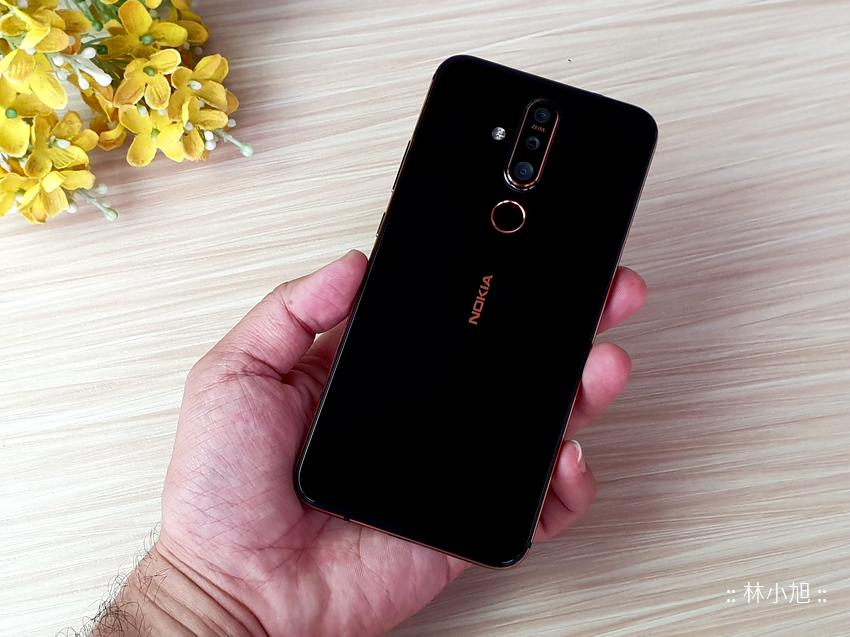 【開箱】蔡司光學認證三鏡頭Nokia X71開箱!點睛全螢幕原生Android智慧型手機拍照實測/功能介紹分享/評測/心得/推薦!