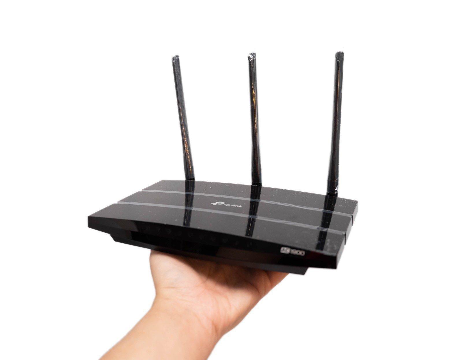 【開箱】無線路由器TP-Link Archer A9 AC1900,平價高性能、升級家中WiFi