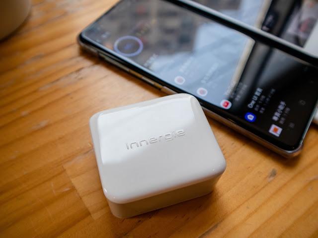 【開箱】Innergie 27M 27瓦雙孔USB-C極速充電器,小巧體積大電力!