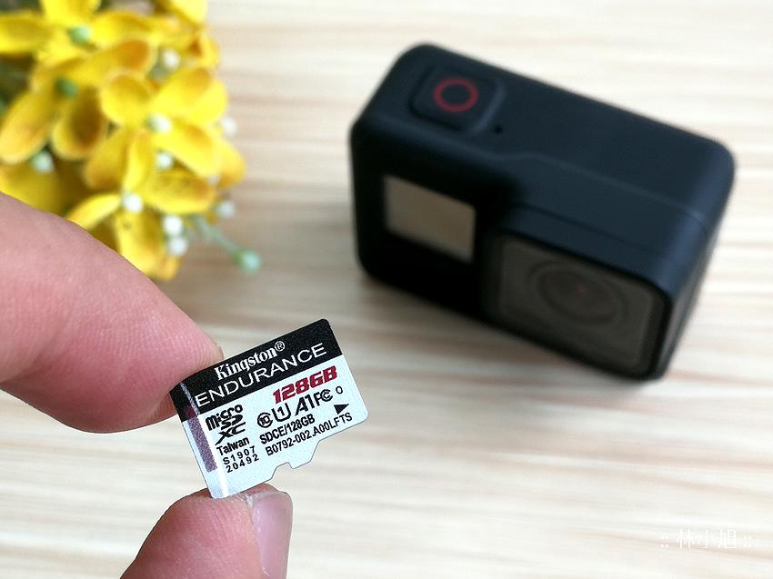 【開箱】金士頓Kingston UHS-I U1/A1 128GB microSD – 為寫入而生的記憶卡