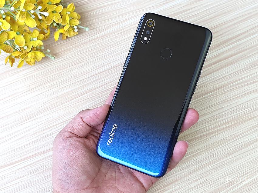 【開箱】新世代品牌realme 3智慧型手機拍照測試,五千元以下具備超強夜景模式