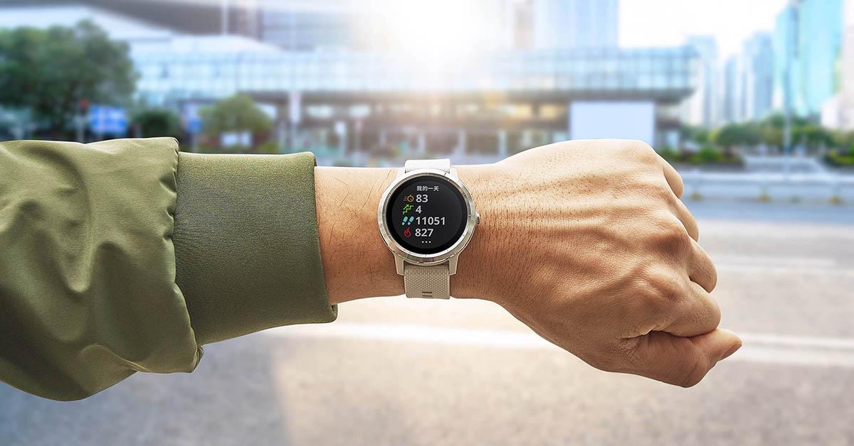 【開箱】Garmin攜手悠遊卡公司打造vivolife悠遊智慧腕錶
