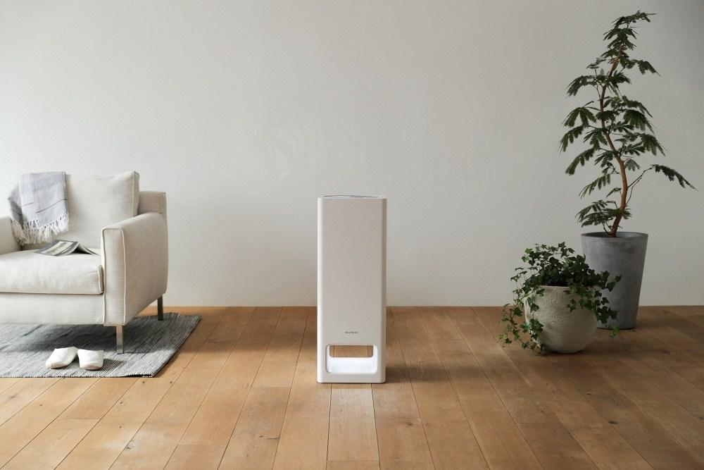 【開箱】日本美型家電BALMUDA新推The Pure空氣清淨機,以清新空氣提升生活質感