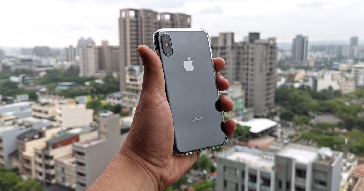 【開箱】Just Mobile新推iPhone XS / X最佳防護夥伴 – TENC Air國王新衣防摔氣墊殼