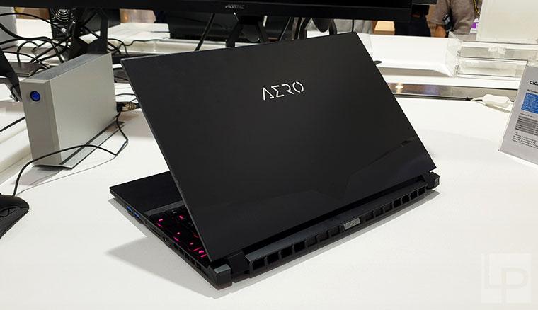 【開箱】技嘉電競筆電New AERO 15 OLED演繹時尚外型與暴力規格!