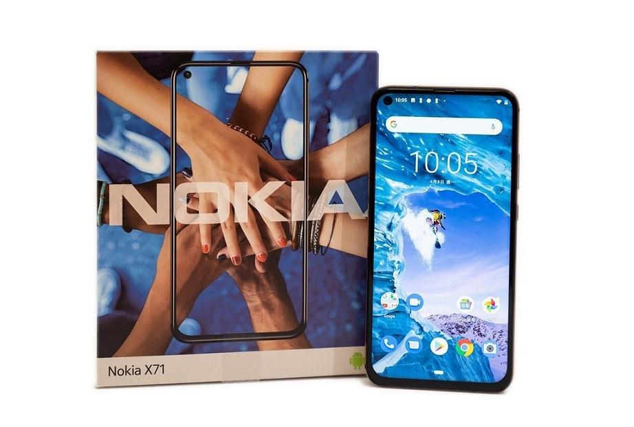 【開箱】Nokia全螢幕手機 X71評測,超廣角三鏡頭更好拍