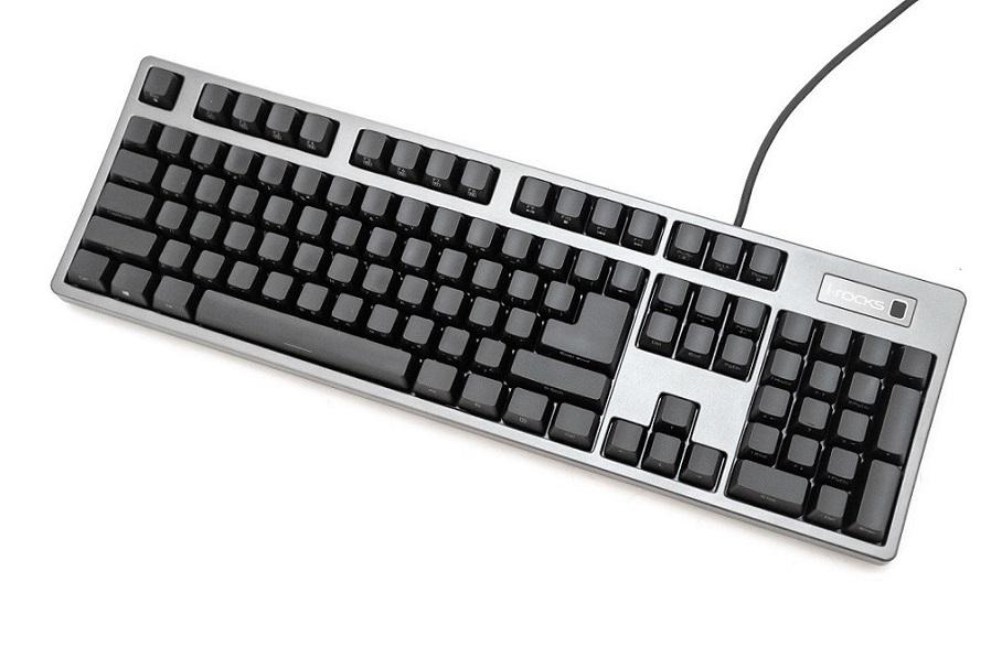 【開箱】i-rocks 新款機械鍵盤K68M,指紋辨識、自訂多媒體按鍵