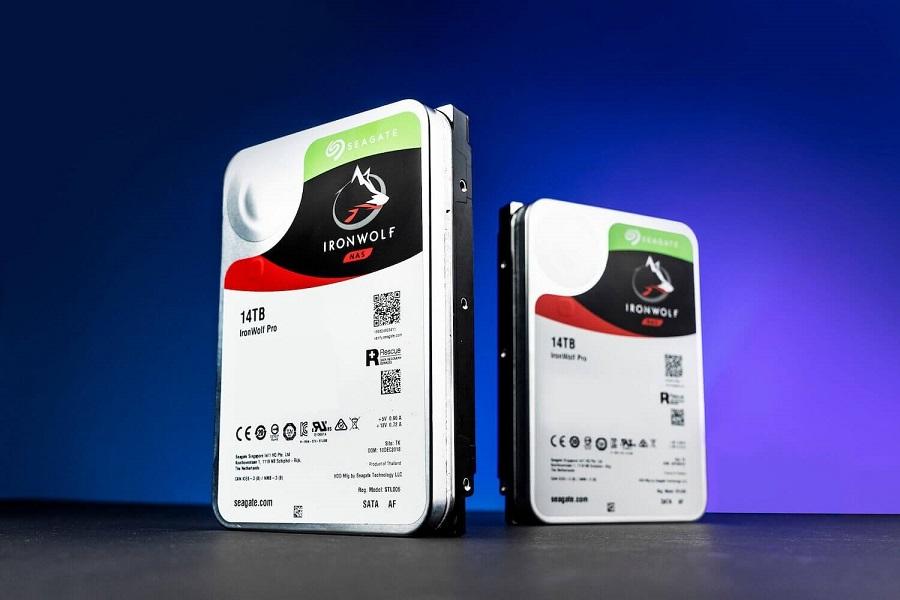 【開箱】NAS硬碟怎麼選?Seagate IronWolf Pro 14TB