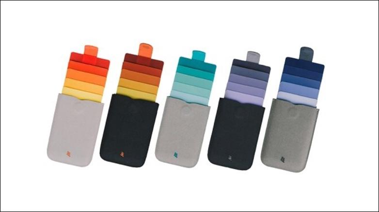【開箱】荷蘭DAX第二代卡片收納夾,卡片輕鬆收納,輕巧與功能兼具,通勤、運動超好用