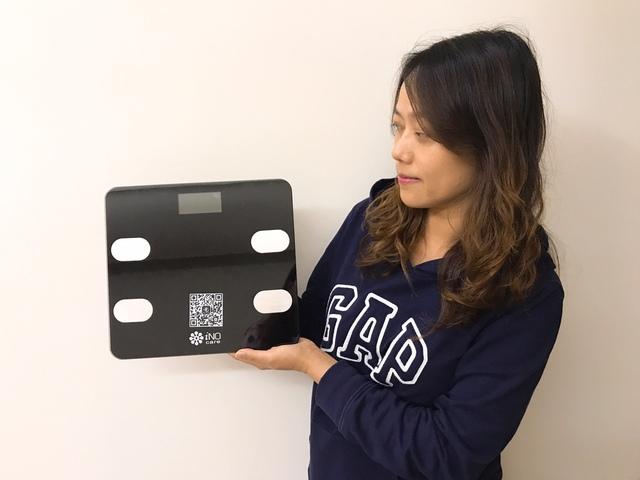 【開箱】全台最新iNO藍牙智能體重計,個人健康管家 12項健康指標一手掌握!
