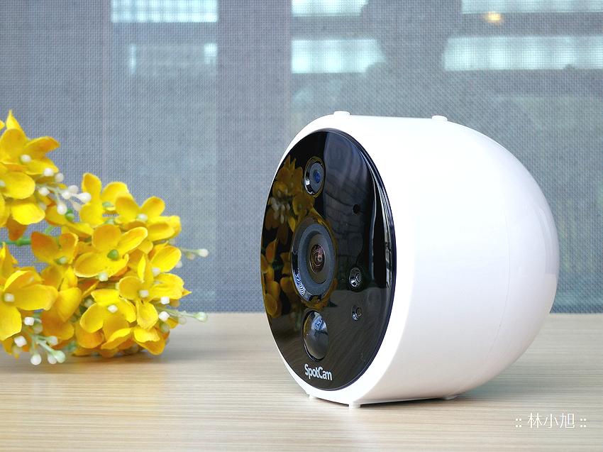 【開箱】居家、店面獨立監視器 SpotCam Solo 無線雲端 WiFi 攝影機,能隨時移動又免主機!