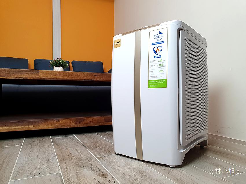 【開箱】瑞典 Dustie DAC700 達氏智慧淨化空氣清淨機,雙向進氣更快更厲害!