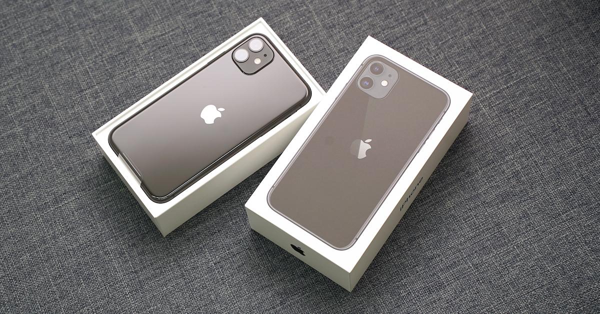 【開箱】時尚百搭黑色iPhone 11,質感機能都升級!