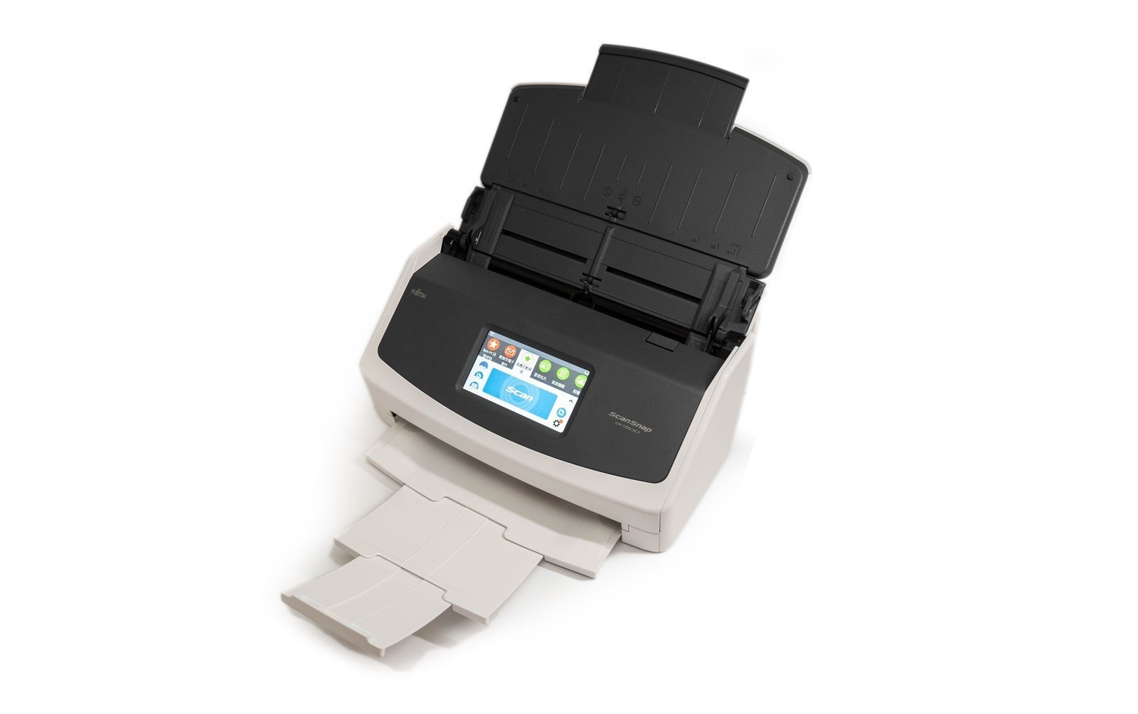 【開箱】Fujitsu ScanSnap iX1500 掃瞄器更全能,自炊掃描神器更進化!每分鐘 60 面超快掃描!