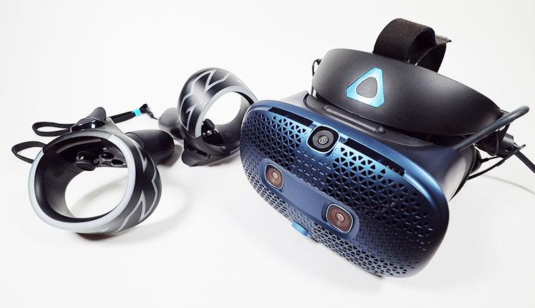 【開箱】HTC VIVE Cosmos目前最值得入手的PC VR裝置!