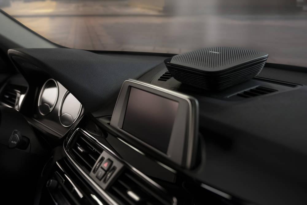 【開箱】大風量循環快速淨化車內空氣!德國Bosch車用空氣清淨機 !