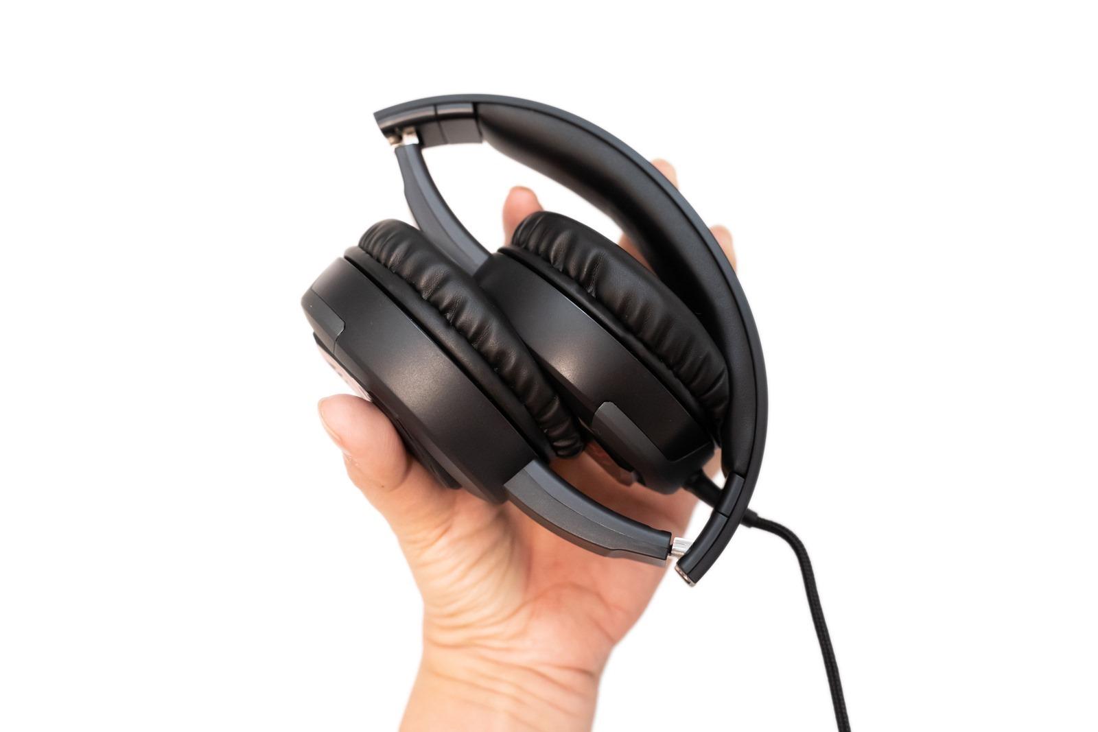 【開箱】MSI微星GH30電競耳機,給您高音質水準!