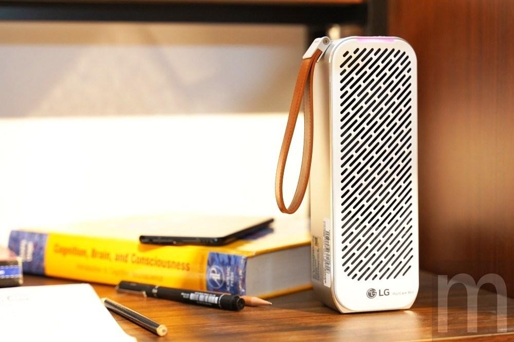 【開箱】LG推行隨身空氣清淨機,隨時確保空氣品質!