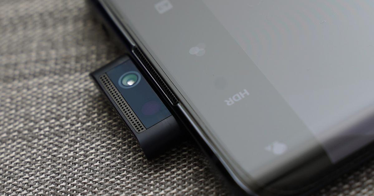 vivo NEX 3配備瀑布螢幕,率先支援5G!