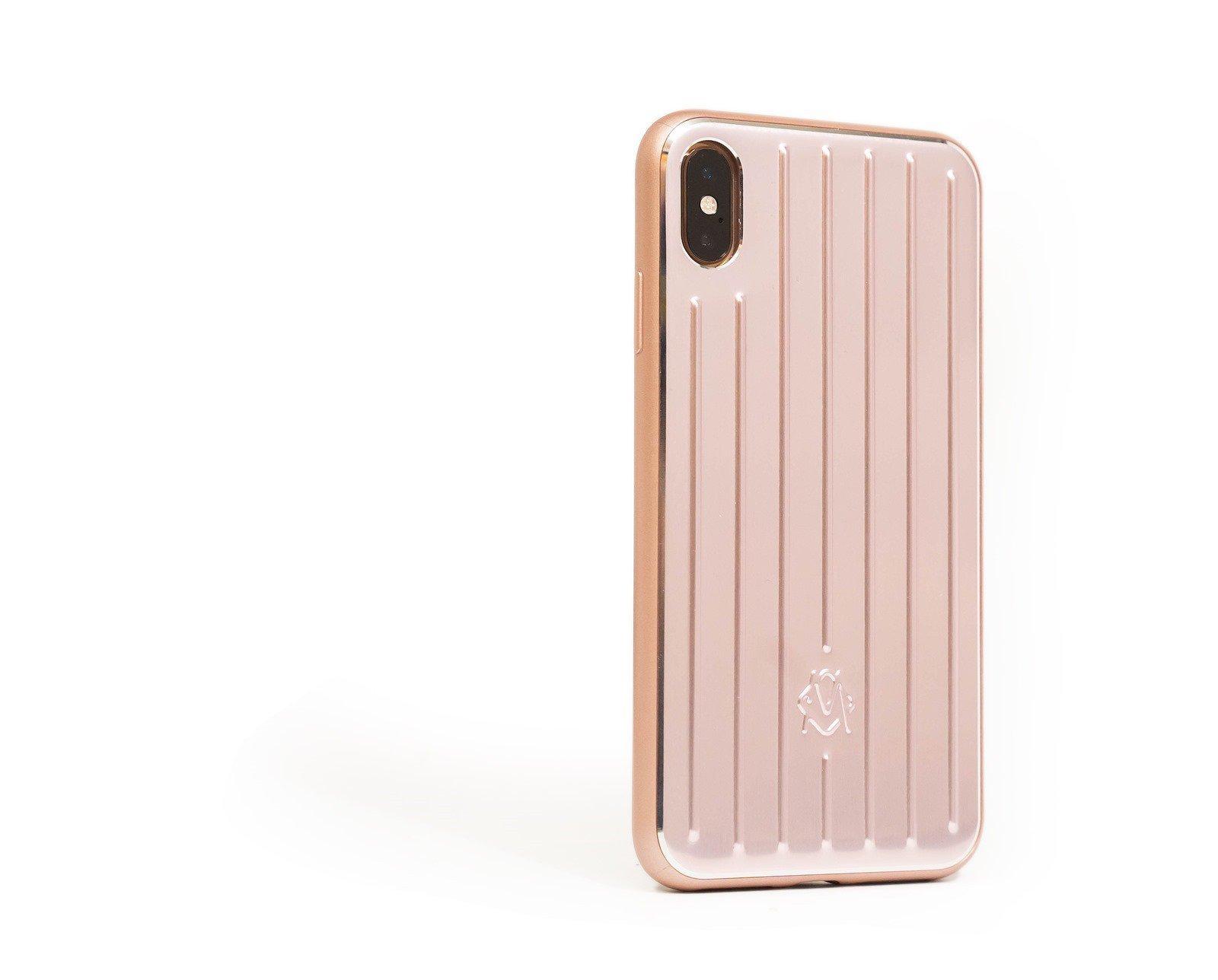 【開箱】地表最潮!正牌Rimowa原廠iPhone手機殼來了!