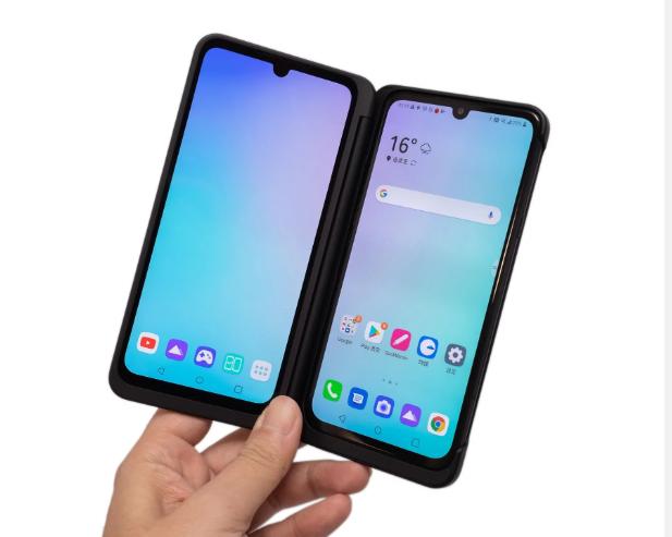 【開箱】2019年創新代表!LG G8X ThinQ帶來雙螢幕超強旗艦機!