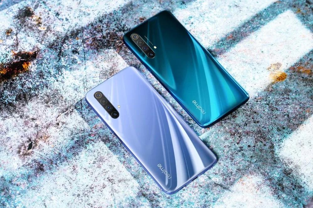 realme X50 5G連同大師版一同揭曉,換上全新realme UI操作介面,首款5G智慧型手機登場!