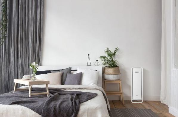 防疫,從呼吸潔淨空氣開始!德國百靈SensorAir空氣清淨機,一鍵享受呼吸新「淨」界