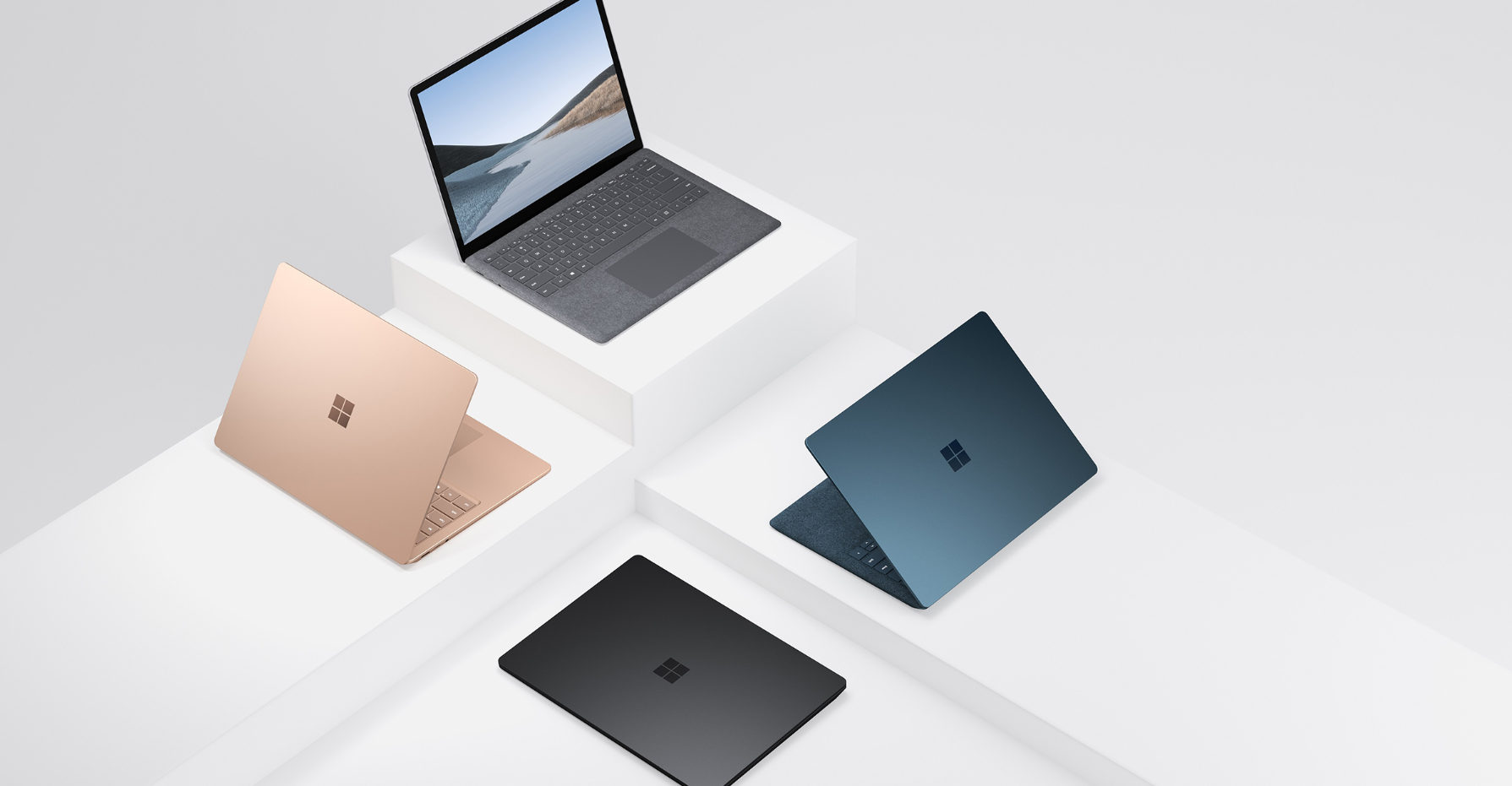 續航力可達 11.5 小時,微軟觸控筆電 Surface Laptop 3 在台灣推出