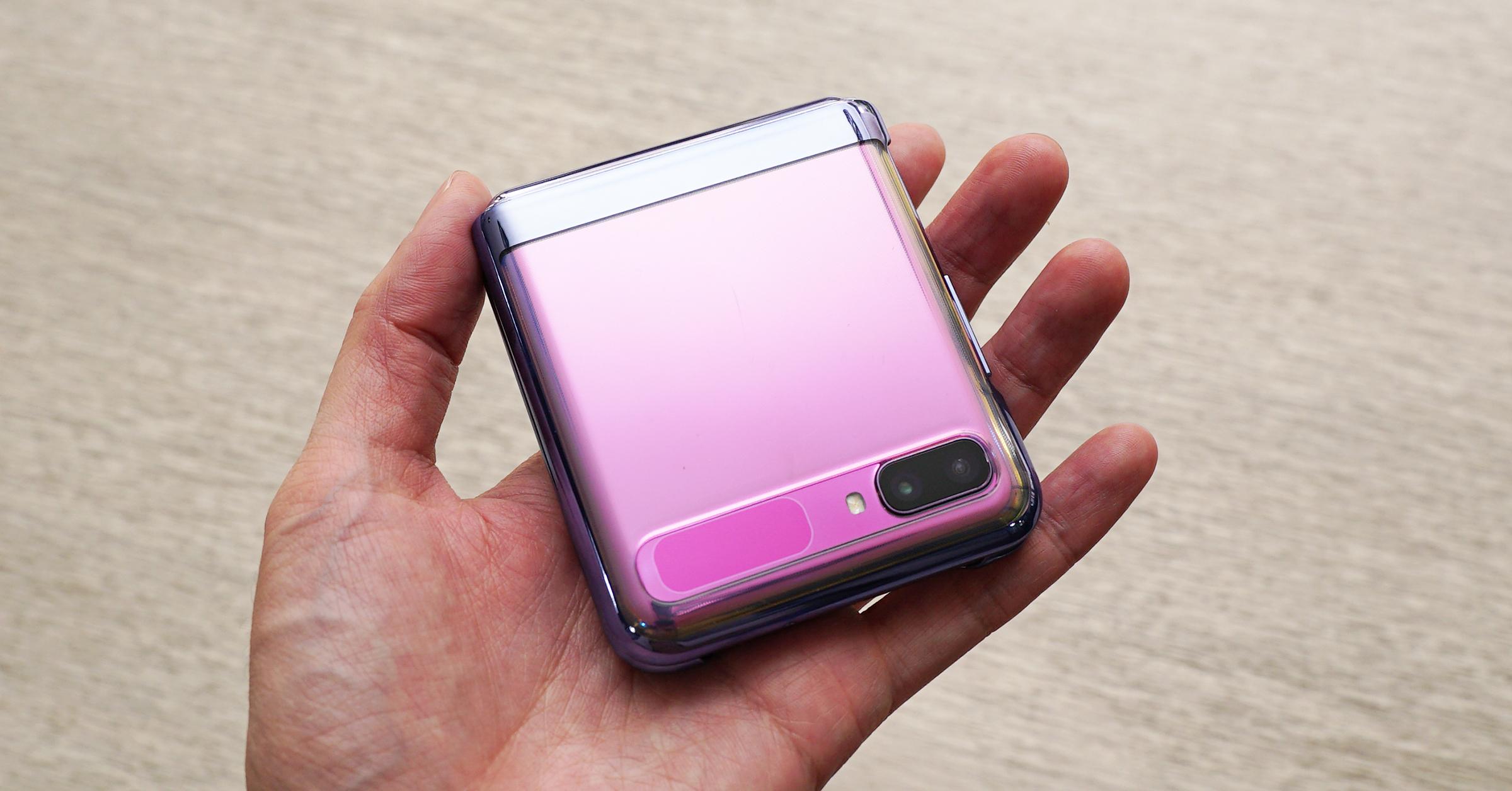 賣光光!台灣三星宣布Galaxy Z Flip預購數量搶購一空!
