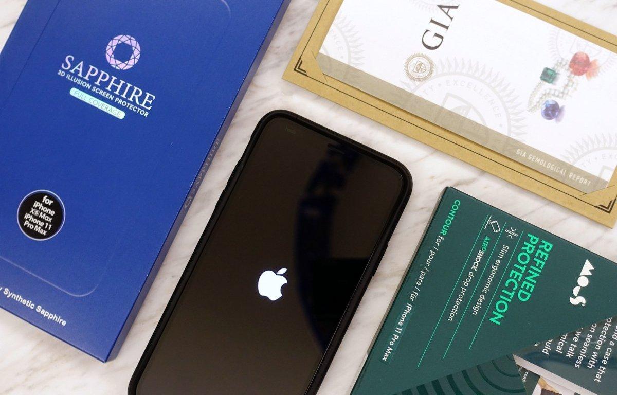 【開箱】硬度僅次鑽石?!hoda藍寶石幻影3D保護貼頂級抗刮,保護你的iPhone