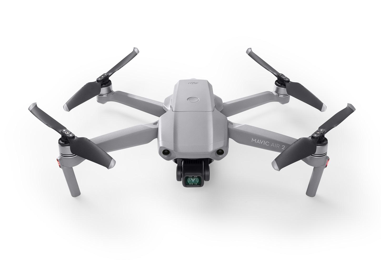 DJI發佈Mavic Air 2,令航拍創作更進一步!DJI迄今最智能、安全、易用的消費級航拍機!