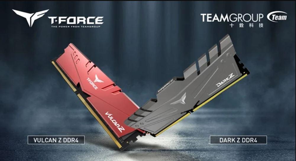 銓科技T-FORCE電競記憶體32GB大容量!完整滿足電腦配備升級需求