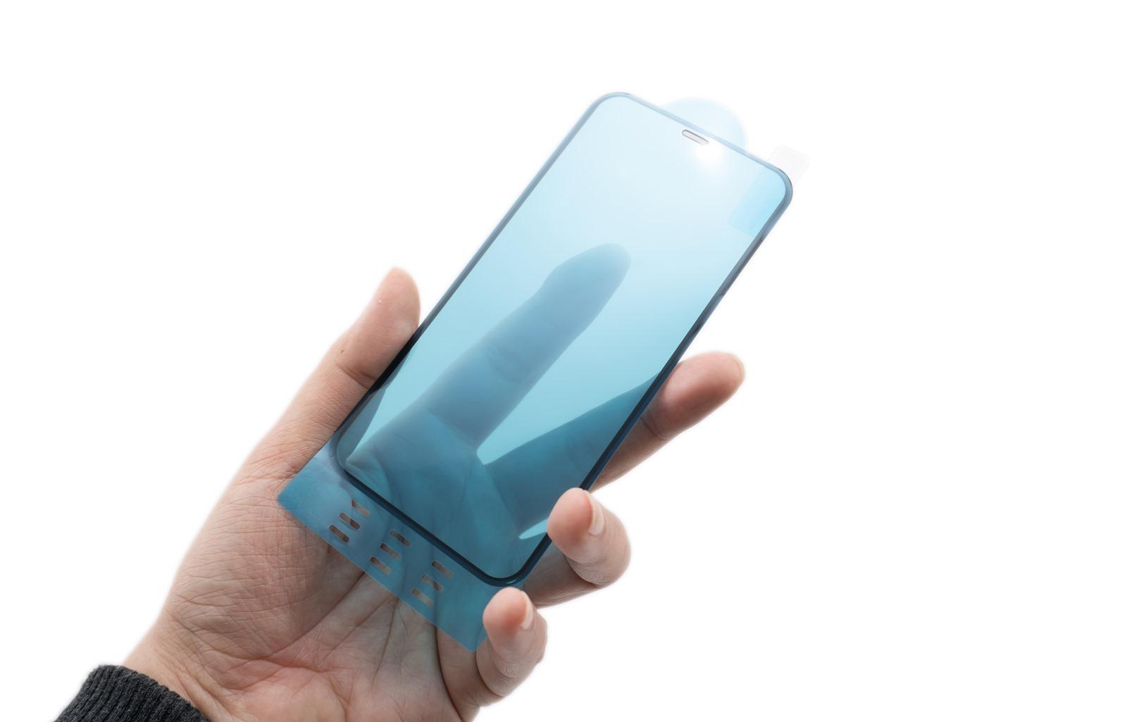 【開箱】以柔克剛!KINGSUNG金爽9H保護貼,柔性玻璃防撞耐刮抗指紋、輕薄堅固!