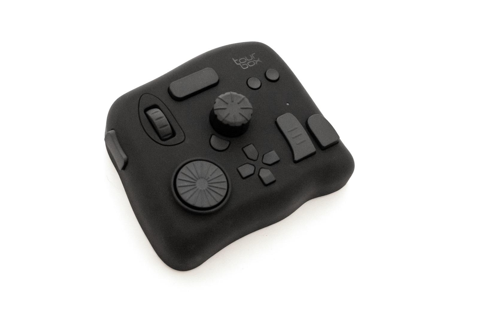 【開箱】強化創作速度的最佳利器TourBox開箱全面評測!